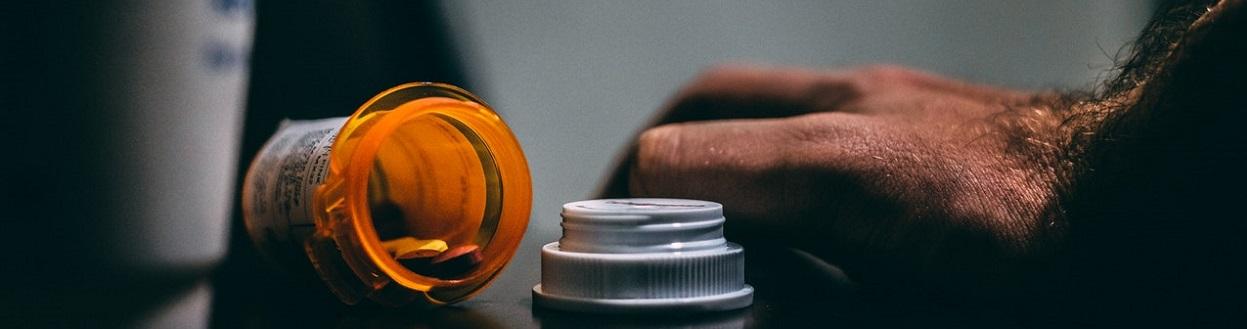 puste opakowanie po lekach