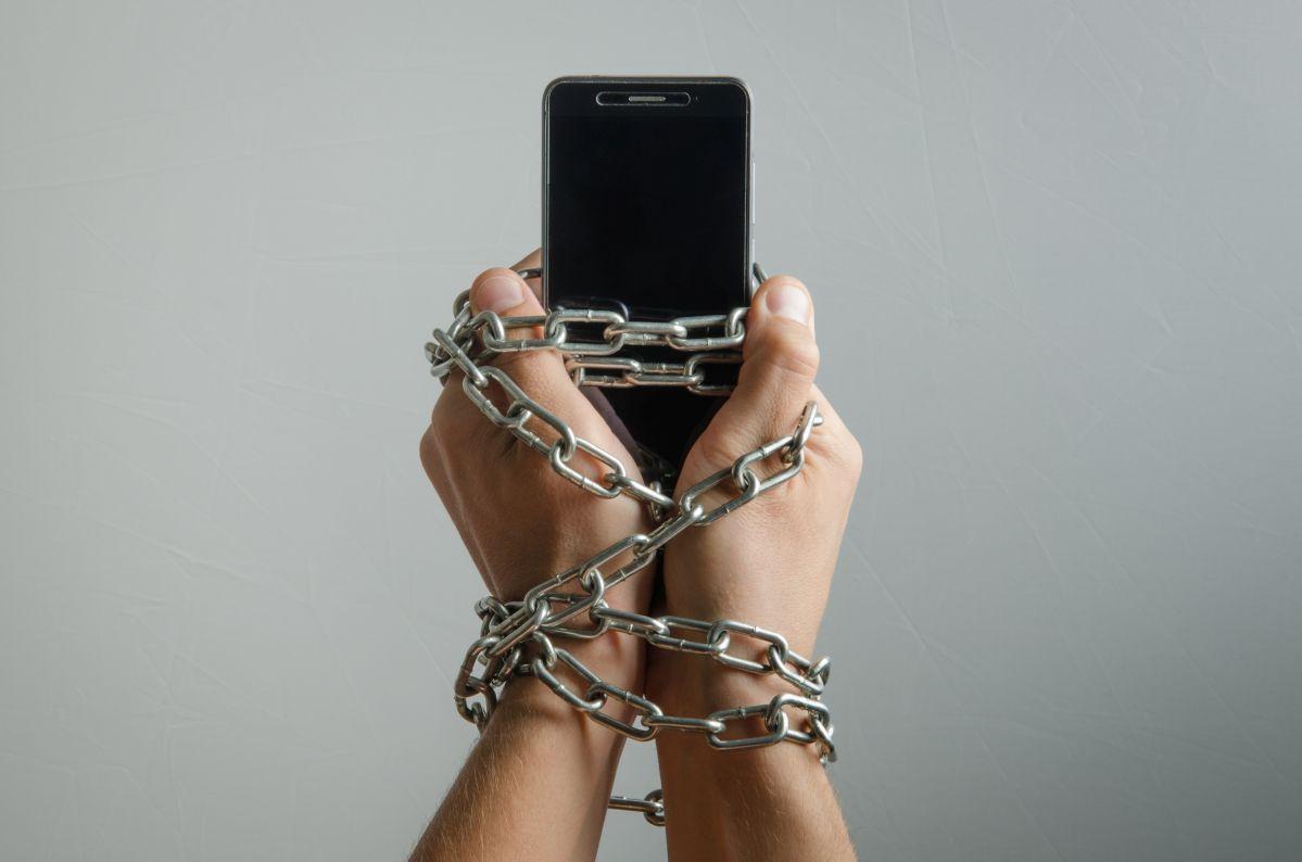 uzależnienie od telefonów